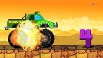 Monster Truck Destroyer Compilation _ Compil