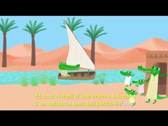 Ah les crocodiles - Chansons et comptines de Pinpin et Lili