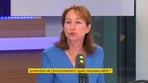 """Législatives : Ségolène Royal voit """"une vraie recomposition attendue par les Français"""""""