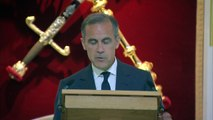 Mark Carney: Time not right to raise interest rates