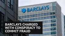 Barclays charged with conspiracy to commit fraud over 2008 financial crisis fundraising