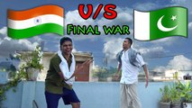 INDIA VS PAKISTAN FINAL WAR | Mauka Mauka | ICC Champions Trophy Final