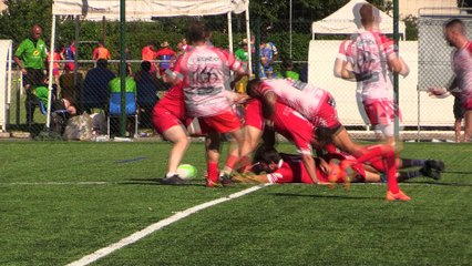 Finales du championnat de France de rugby à 7 le best-of