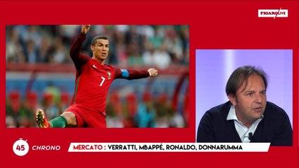 «Un départ du Real serait une très bonne idée de la part de Ronaldo»