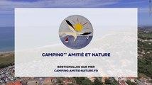 Camping Amitié et Nature (85) Camping 2 étoiles en bord de mer à Bretignolles sur Mer