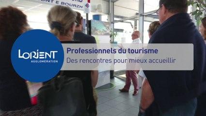 Professionnels du tourisme: des rencontres pour mieux accueillir