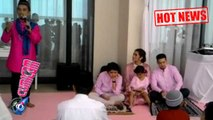 Hot News! Rayakan Empat Bulan Kehamilan, Olla Ramlan Gelar Pengajian - Cumicam 20 Juni 2017