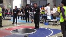Combat de robots japonais ultra rapides