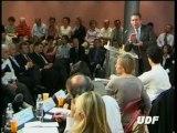 Discours de François Bayrou sur l'Europe