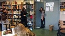 """""""La libraire"""" - court-métrage Lycée Emile Zola - Les Studios 28 - 19/05/2017"""