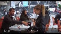 Un faux réalisateur de films pornos agresse une actrice en public dans une caméra cachée (Vidéo)