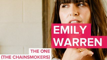 Emily Warren Explains 'The One' (The Chainsmokers)