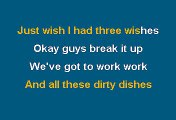 High Schoo Musical - Work This Out (Karaoke)