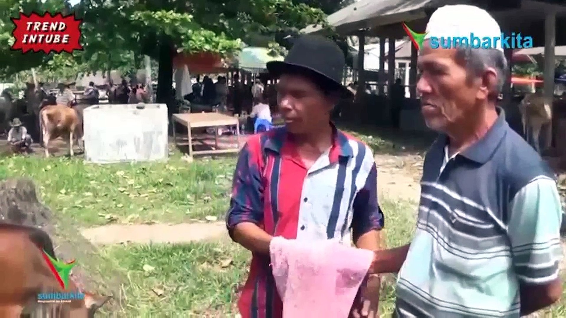 JOMBLO WAJIB NONTON , 10 PASAR UNIK 'BISA BELI ISTRI' Wow