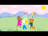 Mon petit lapin a bien du chagrin - Les chansons de Pinpin et Lili