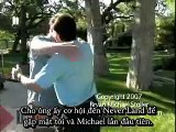 [Vietsub] Michael Jackson interview author Jennings Michael Burch at Never Land.