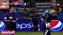 Beau geste fair-play lors d'un match de football en Arabie Saoudite