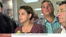 Législative: Défaite de Najat Vallaud-Belkacem dans le Rhône