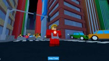 Roblox / Super Heroes of Robloxia Mission 1 / Gamer Chad Plays