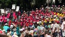 Hautes-Alpes : Plus de 1300 enfants pour la plus grande chorale à Briançon