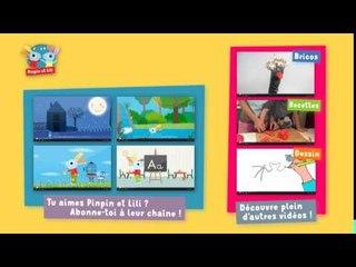 La chaîne Youtube de Pinpin et Lili - Présentation de la chaîne