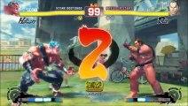 Zerando - Super Street Fighter 4 : Luta Dan