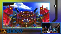 Sonic Forces: E3 Pre Show Classic Sonic Boss Fight, Modern Sonics Stage & More!