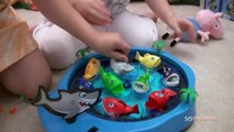 Gone Fishing Toy Review - Let's Go Fishing with SISrev