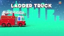 learn kids Emergency Vehicles _ Vehicles for Kids _ Rescue Trucks _ Street Vehicles-cCOo