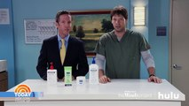 Morgan Gives Helpful Advice On Moisturizing • The Mindy Project on Hulu