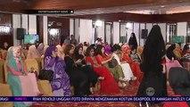Oki Setiana Dewi Merilis Desain Busana Muslim Terbarunya
