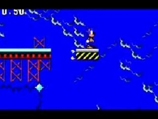 AMV Sonic sega master system