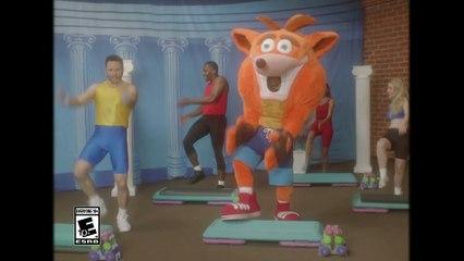 Workout de Crash Bandicoot N.Sane Trilogy