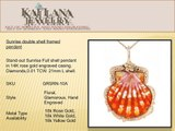 Sunrise Shell Jewelry - Buy Sunrise Shell Jewelry Collection ,  Kailana Jewelry