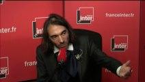 Cédric Villani répond aux questions de Léa Salamé