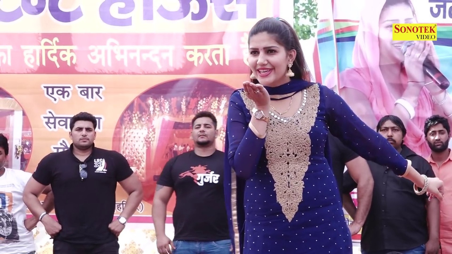 सपन ब ल त र म ठ म ठ Sapna Live Hot Dance Bol Tere Mithe Mithe Latest Dance 2017 0 Video Dailymotion