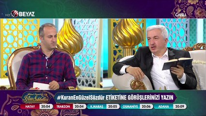 Mehmet Okuyan İftar Sohbetleri 20 Haziran 2017