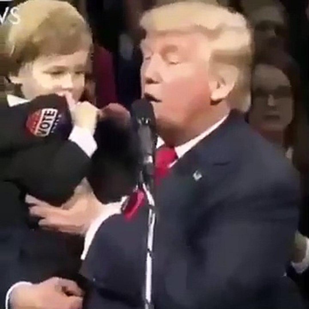 Pakistan Win...Donald Trump