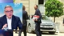 """Démission de Bayrou et De Sarnez: """"Il y a une fissure dans ces ministres MoDem"""""""