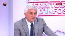 Hervé Morin : « On est dans une période assez extraordinaire, où on est dans une espèce de nébuleuse, de consensus, et tout d'un coup on va se retrouver confronté à la réalité de l'exercice du pouvoir »