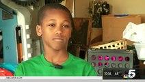 A 10 ans, il invente un appareil pour sauver les enfants laissés dans des voitures chaudes