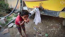 City of thirst: one girl's daily hunt for clean water in Bangalore – video