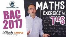 Bac S 2017 : corrigé de Maths (exercice 4)