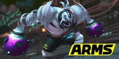 ARMS - Master Mummy (Nintendo Switch)