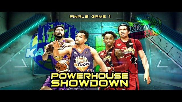 TNT Ka Tropa vs San Miguel Beer | PBA Commissioner's Cup 2017 Finals Game 1 (2)