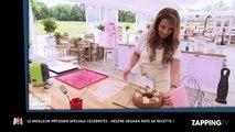 Le Meilleur pâtissier Spéciale célébrités : Hélène Ségara rate complètement son gâteau ! (vidéo)