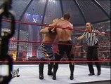 Edge vs Triple H vs Randy Orton vs Batista vs Chris Jericho vs Chris Benoit