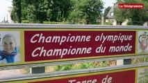 Ploeuc-L'Hermitage (22). Championnats de France de VTT : en selle avec Julie Bresset