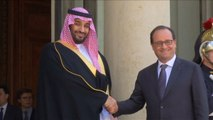 Saudi Arabia's Crown Prince replaced by Mohammed bin Salman