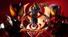 Review Toys - S.I.C Kamen rider kiva - Kiva form - 仮面ライダーキバ -
